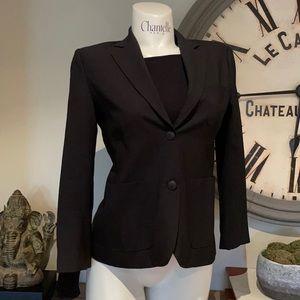 Rag & bone 6 black blazer euc